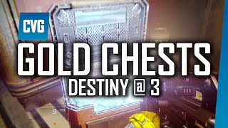 Destiny Golden Chest Guide | Destiny @ 3