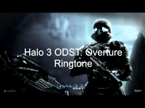 Halo 3 ODST: Overture Ringtone + Download