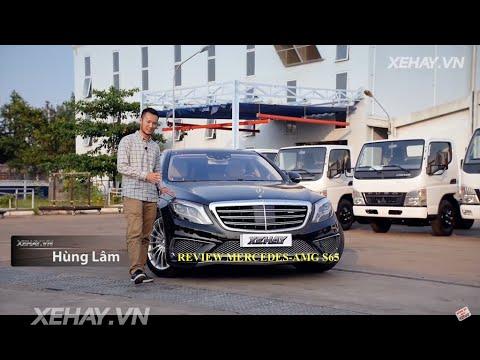 Photo of [XEHAY.VN] Đánh giá xe Mercedes-AMG S65 giá 12,8 tỷ tại VN – XE HAY