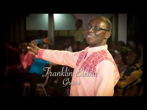 Chimo loading withFranklin Eleblu on the Ewe Praise Chant
