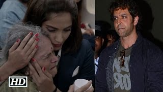 Neerja | Movie Review | Hrithik & Others Get Emotional