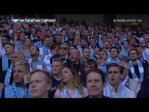 Malmö FF - IFK Norrköping Omg 10 2017-05-21