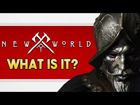 "Amazon's New MMORPG ""New World"" 