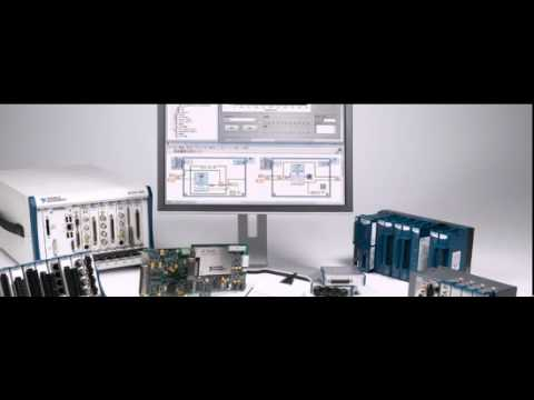 Embedded System Design with National Instruments