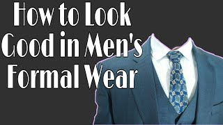 10 Tips To Look Good in Men's Formal Suit ∣ How to wear Men's Formal Suit ∣ Hindi ∣ Nivesh Sharma