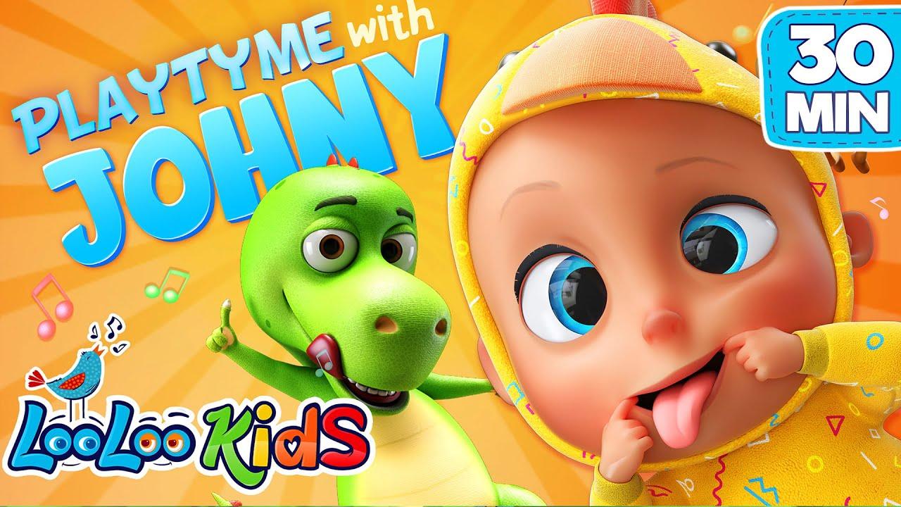 Playtime Music for KIDS - THE BEST Songs for KIDS | LooLoo KIDS Nursery Rhymes
