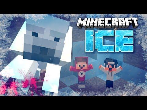 DER BÄREN ANGRIFF AUF MICH & LIX! - Minecraft ICE #02