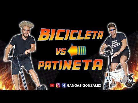 PATINETA vs BICICLETA ELÉCTRICA! JOYOR F3 vs ROLLER PRO