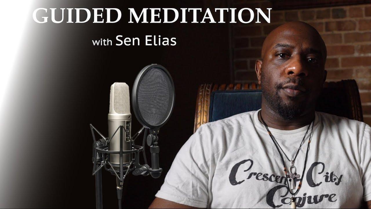 Decompress from COVID | Guided Meditation with Sen Elias | Meditation ASMR