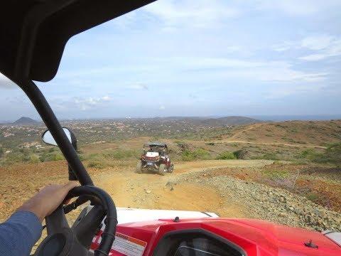 An exhilarating UTV Off-Road Adventure in Aruba!