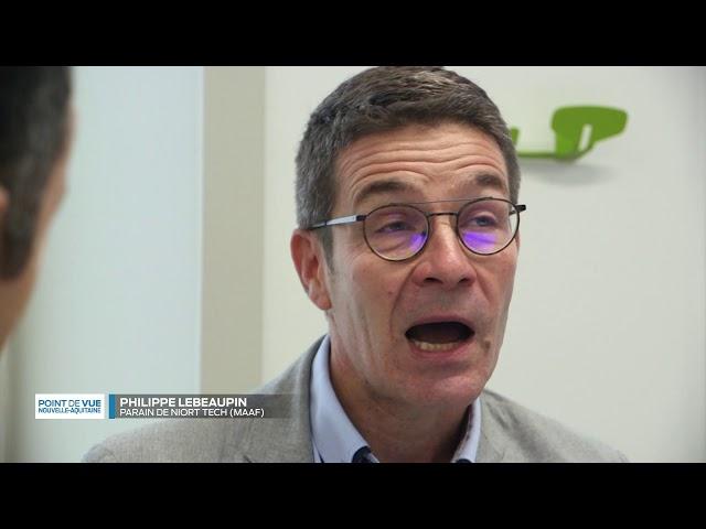 Niort Tech - Point de vue en Nouvelle-Aquitaine