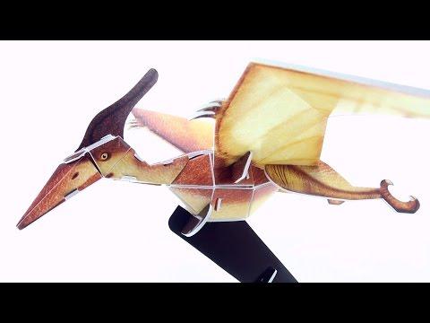 Pteranodon 3D Puzzle