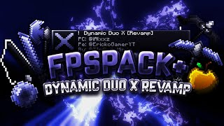 Dinamic Duo X 32x [Revamp] |Pack Review | PvP Texture Pack | Minecraft PE (Pocket Edition) & PC