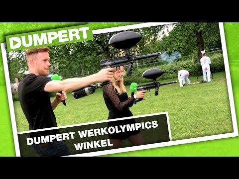 Setjes showen op de Dumpert WerkOlympics!