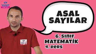 Asal Sayılar | 6. Sınıf Matematik Konu Anlatımları #6mtmtk