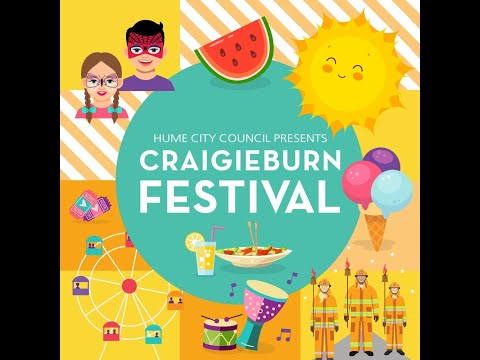 Hume City Council - Craigieburn Festival 2020 Promo Video