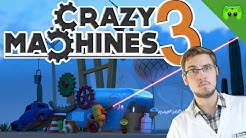 Es wird CRAZY 🎮 Crazy Machines 3