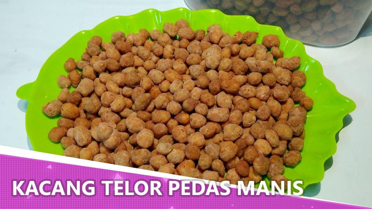 Resep Kacang Telur Pedas Manis Youtube Bumbu Tabur Premium Jagung