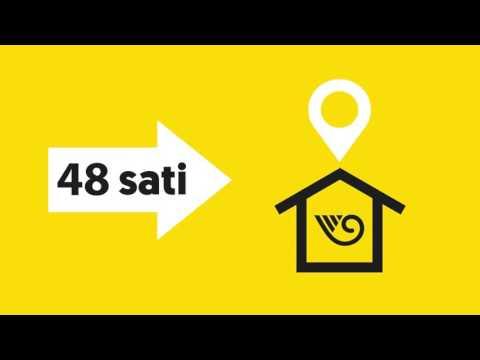 Hrvatska pošta - Paketi iz Pošte u Poštu