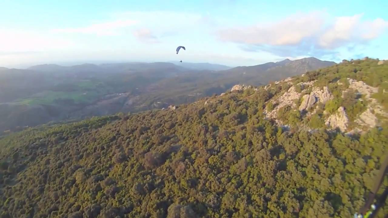 Paragliding Trips to Spain 2010 Full Movie - Flybubble