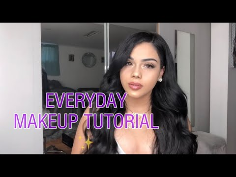 Everyday Makeup Tutorial ✨