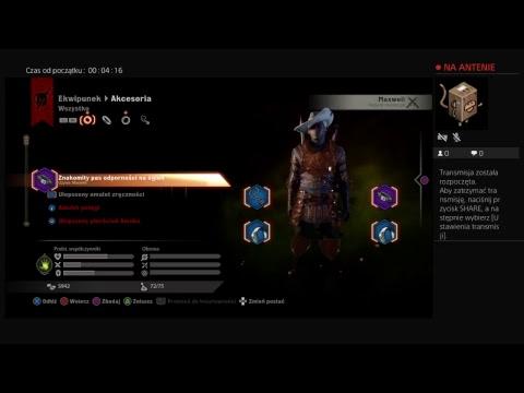 Transmisja na żywo z PS4 użytkownika TrueGoku316 Dragon Age