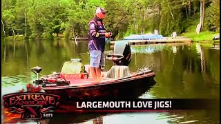 Largemouth bass LOVE JIgs