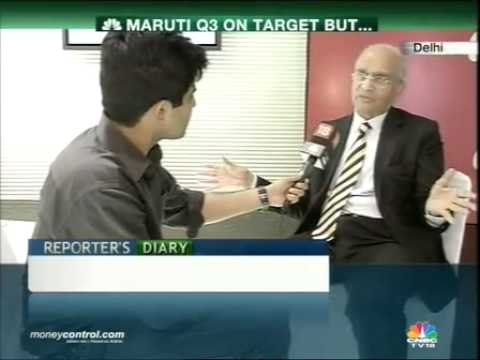 Suzuki owning Gujarat plant more profitable for us: Maruti -  Part 3