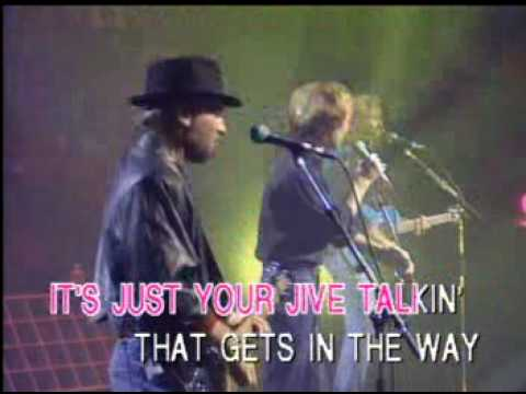 """Jive Talking"" by Bee Gees"