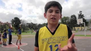 VIDEO PROMOCIONAL SMALL FRY BASKETBALL COLOMBIA