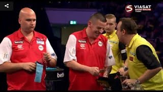 2018 World Cup of Darts Quarter Final England vs Belgium