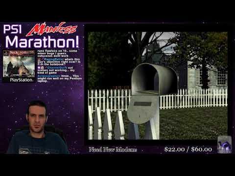 PS1 Madness Marathon #24 09: Necronomicon: The Dawning of Darkness (PAL) |