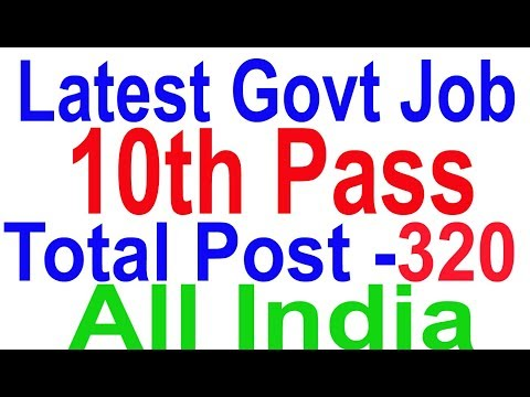 Latest 10th Pass Govt Job  Ministry of Defence 39 field Depot