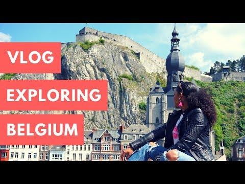 VLOG: Exploring Belgium (Liege, Dinant, Namur)
