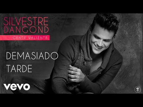 Silvestre Dangond - Demasiado Tarde (Audio)