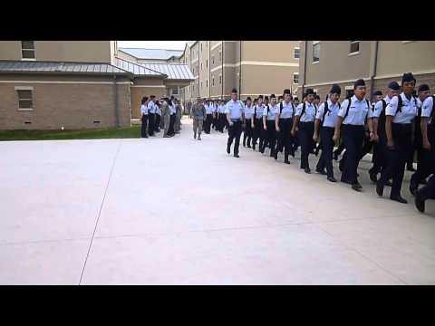 Air Force 4N0 tech school at Fort Sam Houston, Texas