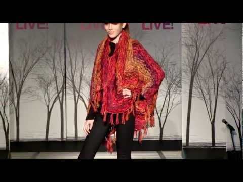 Vogue Knitting Live New York 2012 - Koigu Fashion Show