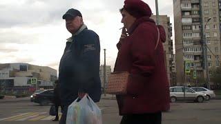 СПБ №73 Как выглядят люди в Питере / Как одевается средний петербуржец