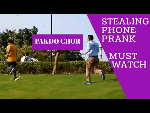 Stealing Phone Prank 2017 || Gone Wrong || Pranks In India || Pranks 2017