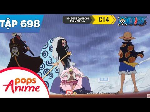 One Piece Tập 698 - Cơn Thịnh Nộ Bùng Nổ, Kế Hoạch Bí Mật Đặc Biệt Của Luffy Và Law - Đảo Hải Tặc