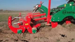 HECTOR - Głębosz Bezorkowy / Pług Dłutowy - BATYRA Maszyny Rolnicze