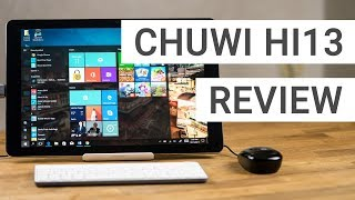 Chuwi Hi13 Review - A 13.5-inch Windows Tablet For Just 289$