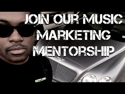 Music Marketing Mentorship Program 3M - @TuneHype