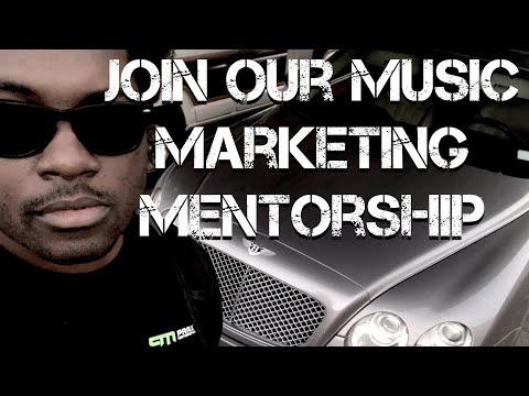 Music Marketing Mentorship Program 3M – @TuneHype