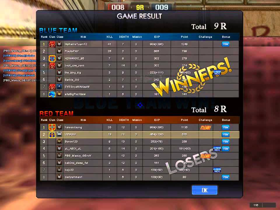 Update Cheat Pb / Point Blank Anti Banned