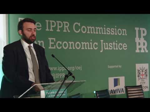 The UK economy after Brexit: Working for all? IPPR Director Tom Kibasi introduction