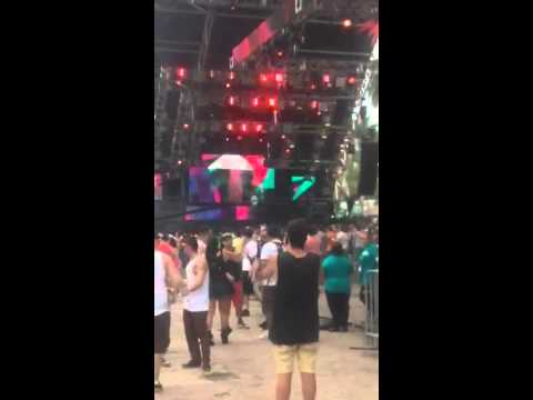 Andy C @ Ultra Music Festival 2014