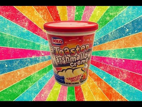 Marshmallow Cream [Обзор еды #46]