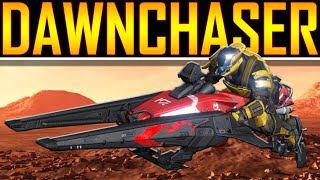 Destiny - Exotic Sparrow! Dawnchaser!
