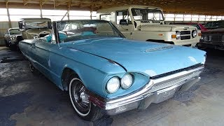 1964 Ford Thunderbird convertible 390 V8